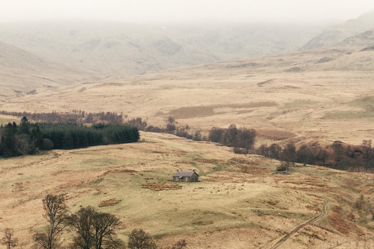 Countryside – Rural Britain Statistics