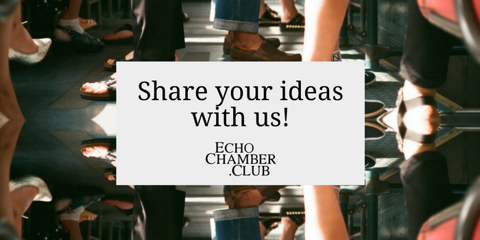 Call for Collaborators - Echo Chamber Club