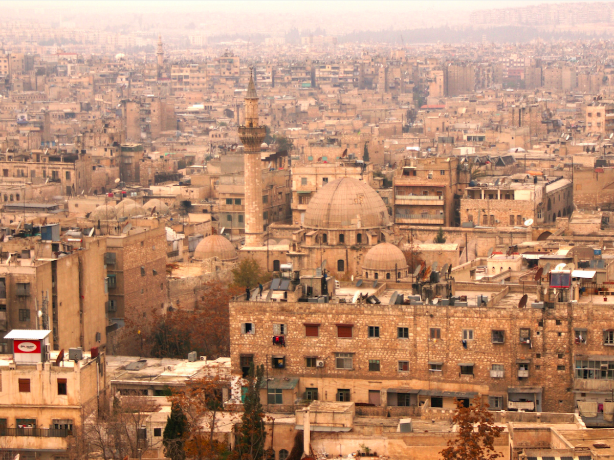 Aleppo - The Old Citadel