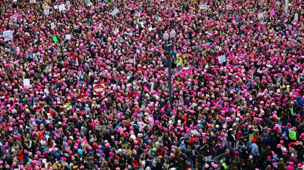 Women's March - January 2017 - Where Were The Pro-life Feminists?