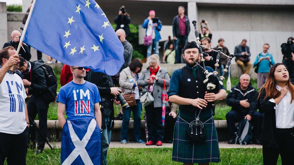 In Scotland - The Scottish Remainers