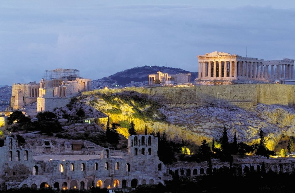 The decline of democracy - do we even know what democracy is? The Acropolis