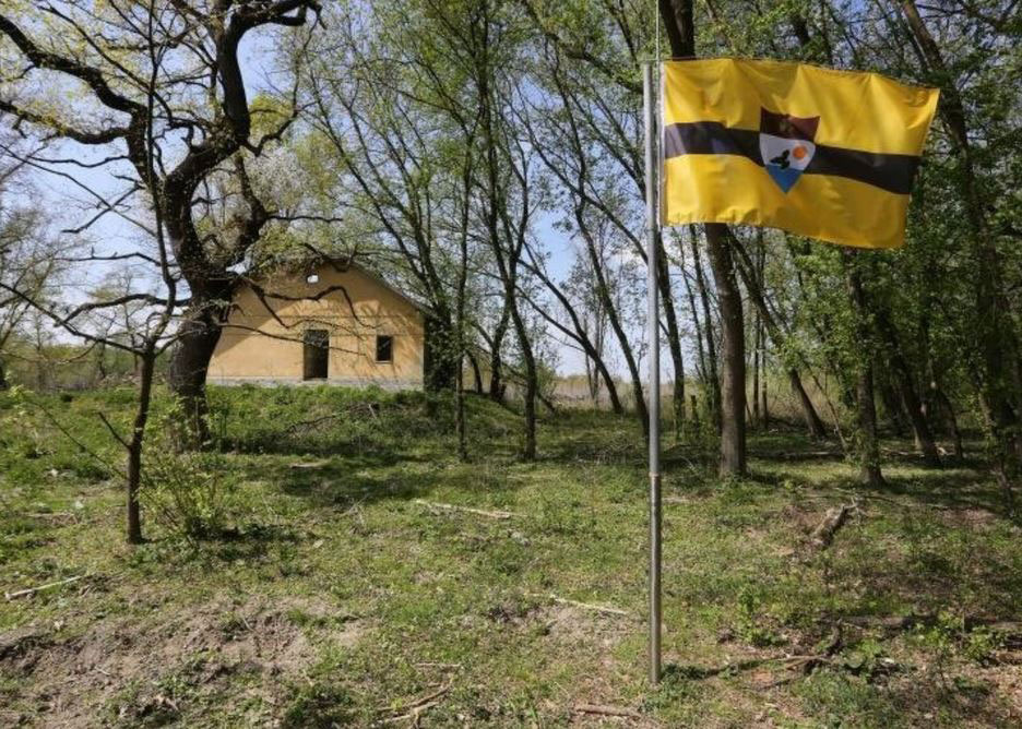 The Liberland Flag