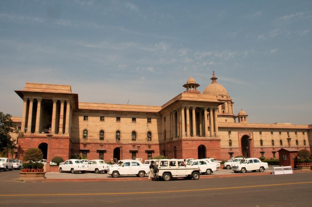 Secretariat Building New Delhi India