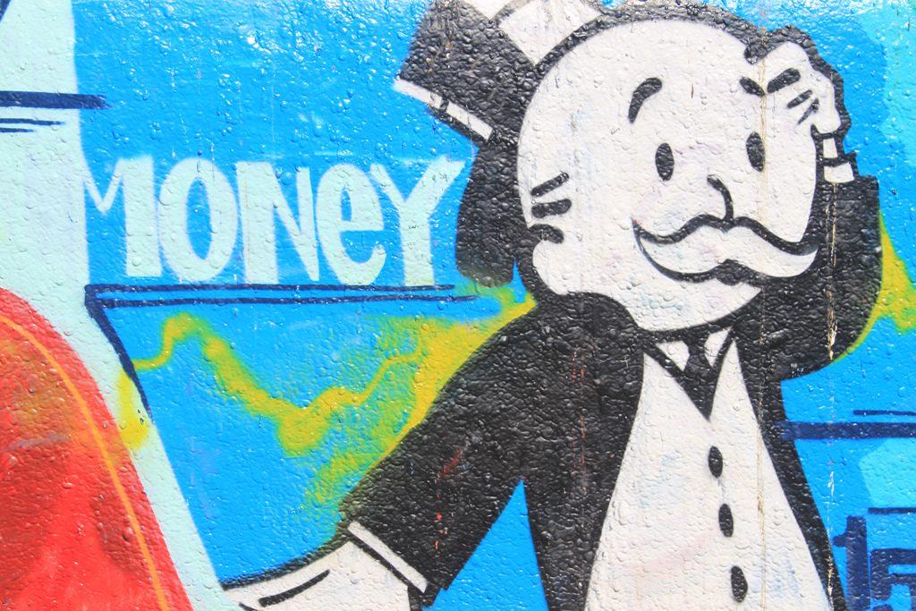 Celebrating Large Monopolies